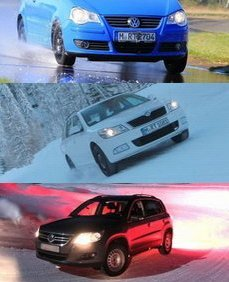 Winter Tire Test 2012 от Automotive Clubs ADAC, OEAMTC и TCS
