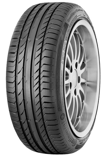 225/50 R17 Continental ContiSportContact 5 94W FR SSR *