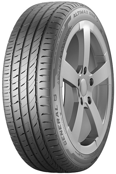 215/55 R17 General Tire Altimax One S 94V