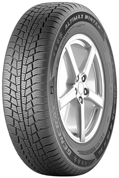 225/55 R16 General Tire Altimax Winter 3 99H XL