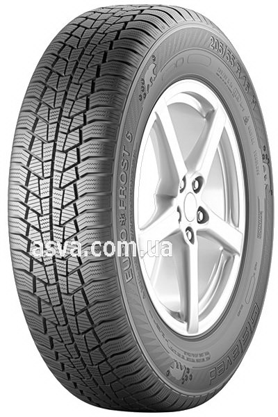 195/60 R15 Gislaved Euro*Frost 6 88T