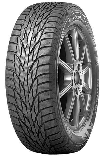 265/60 R18 Kumho WinterCraft SUV Ice WS51 114T XL